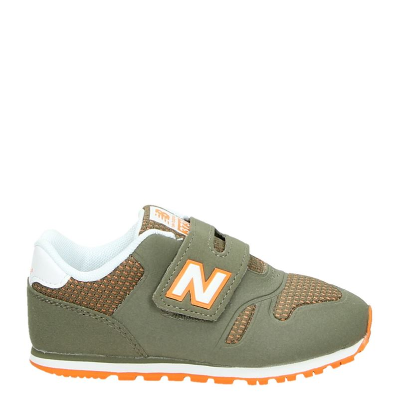 New Balance 373 kindersneaker groen