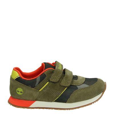 Timberland jongens sneakers groen
