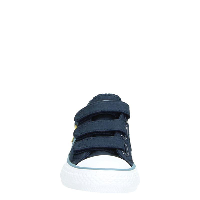 Converse - Klittenbandschoenen - Blauw