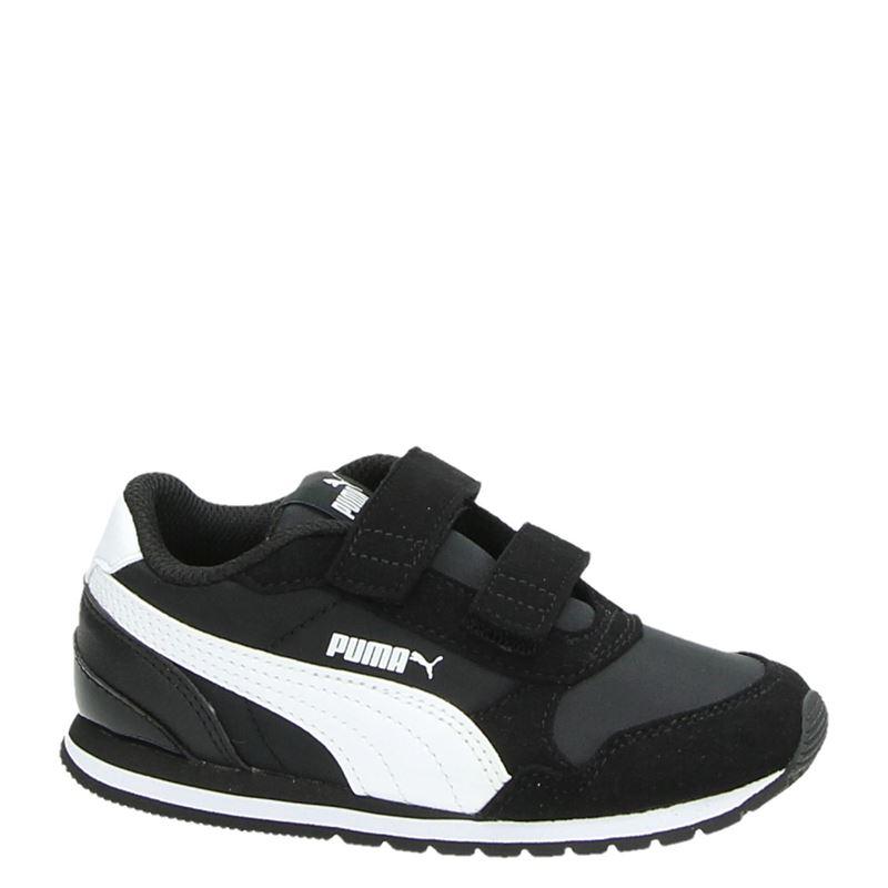 Puma st Runner 2 - Klittenbandschoenen - Zwart