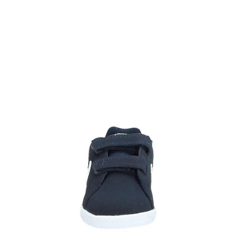 Nike Court Royale - Klittenbandschoenen - Blauw
