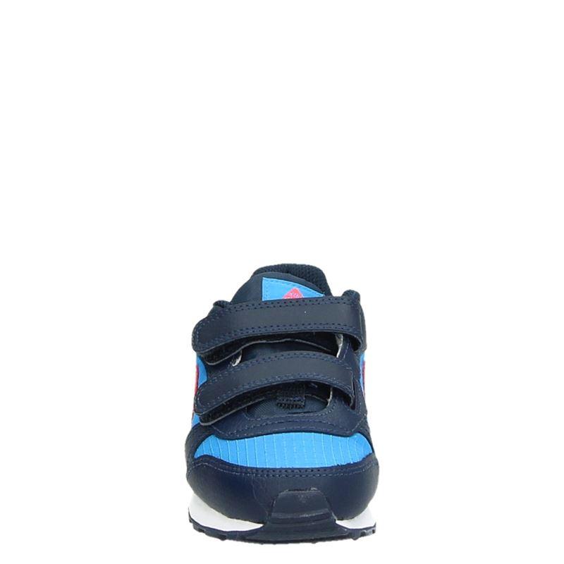 Nike md runner 2 ps - Klittenbandschoenen - Blauw