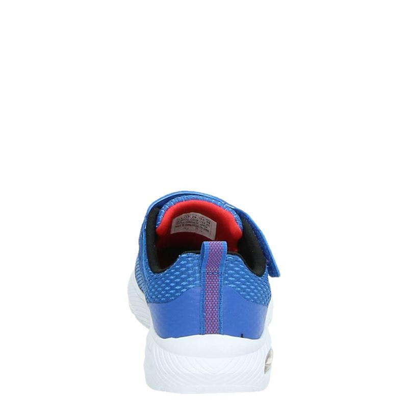 Skechers Dyna-Air - Klittenbandschoenen - Blauw