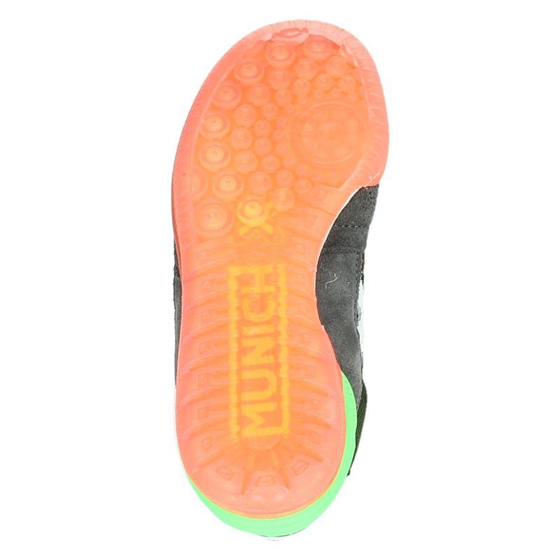 Munich Velcro - Klittenbandschoenen - Groen