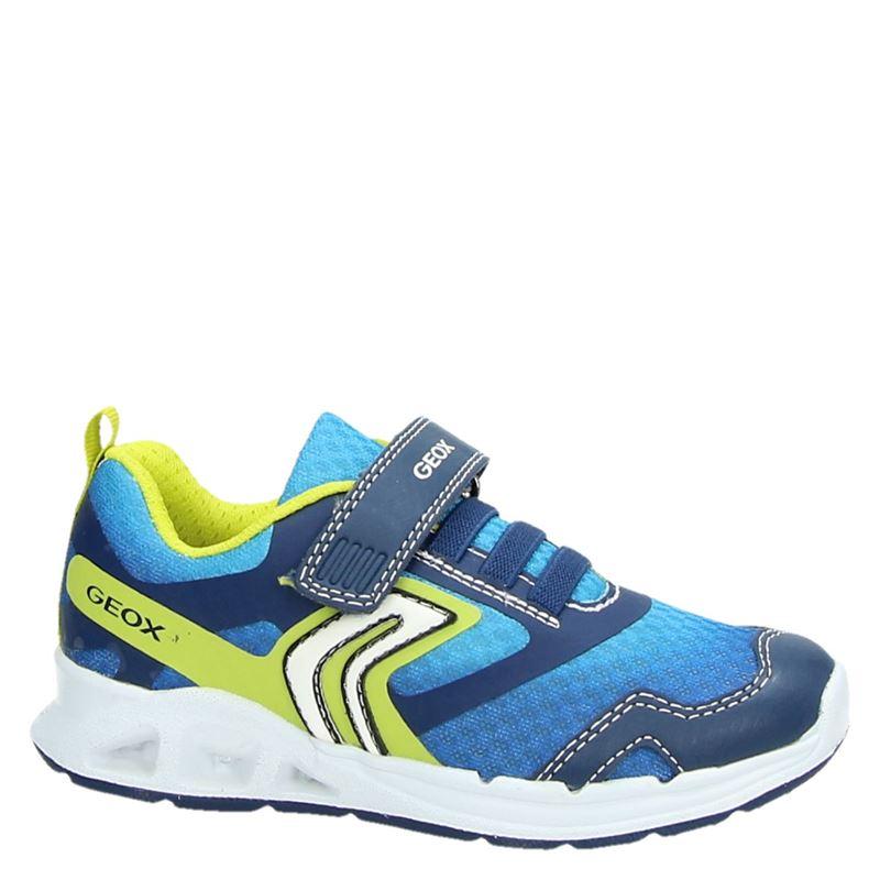 Geox Dakin - Lage sneakers - Blauw