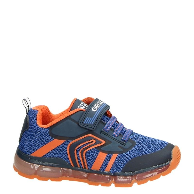 Geox Android Boy - Lage sneakers - Blauw