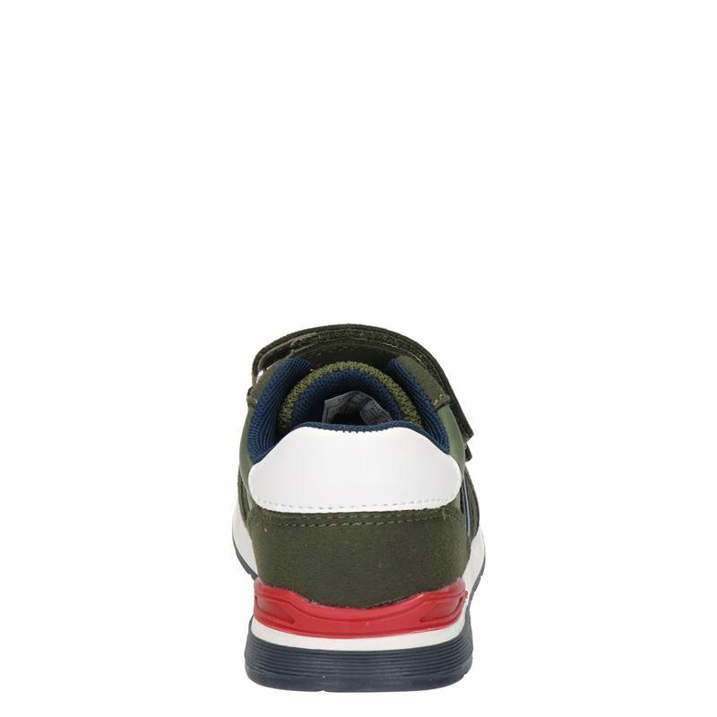 Tommy Hilfiger - Klittenbandschoenen - Groen