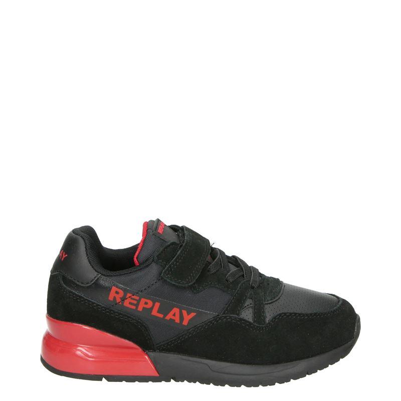 Replay Kan - Klittenbandschoenen - Multi