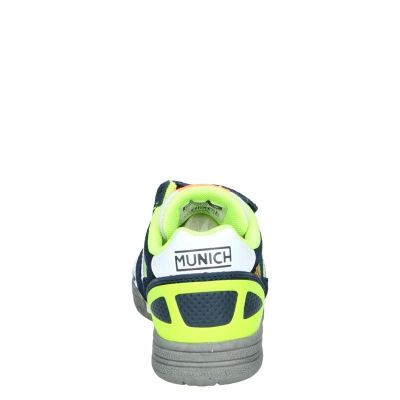 Munich - Lage sneakers - Blauw