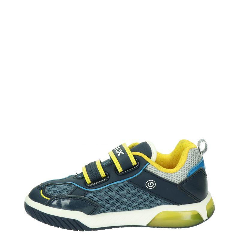 Geox Inek - Lage sneakers - Blauw