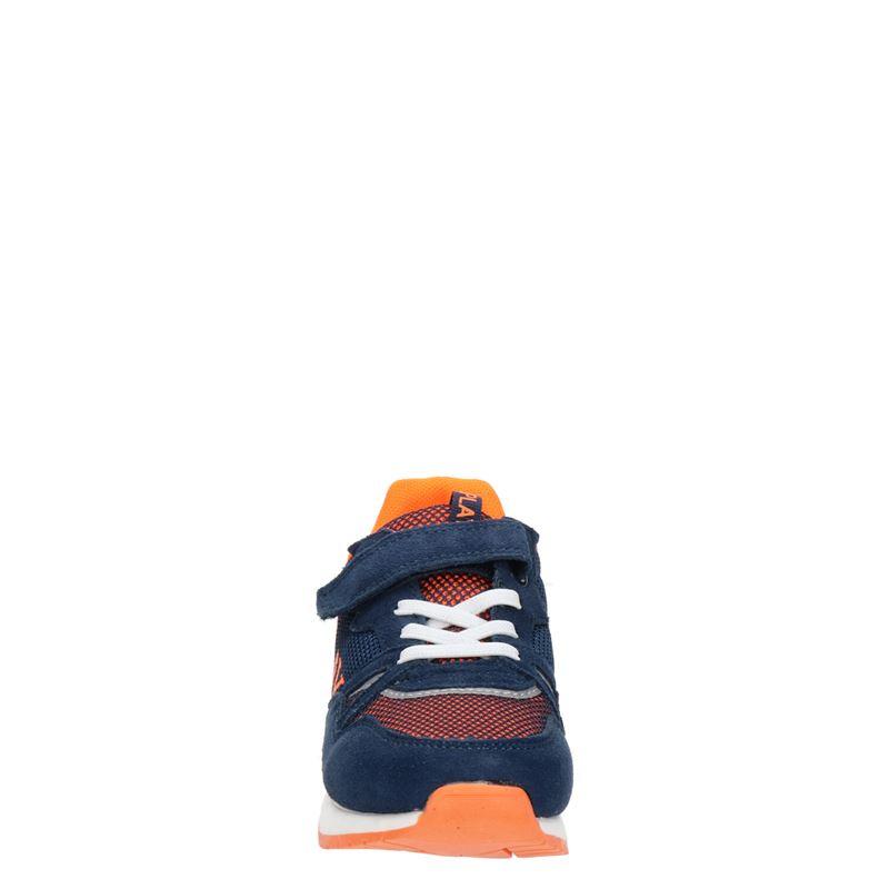 Replay - Klittenbandschoenen - Blauw