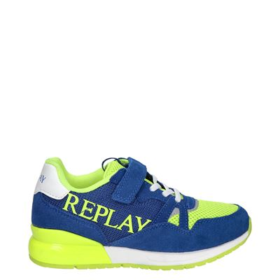 Replay - Klittenbandschoenen