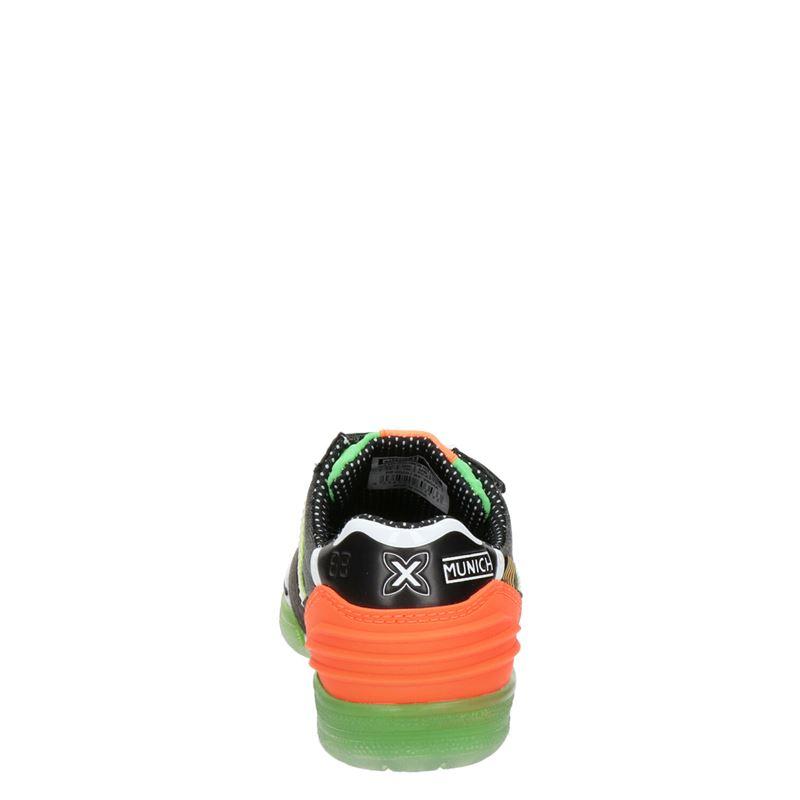 Munich - Lage sneakers - Grijs