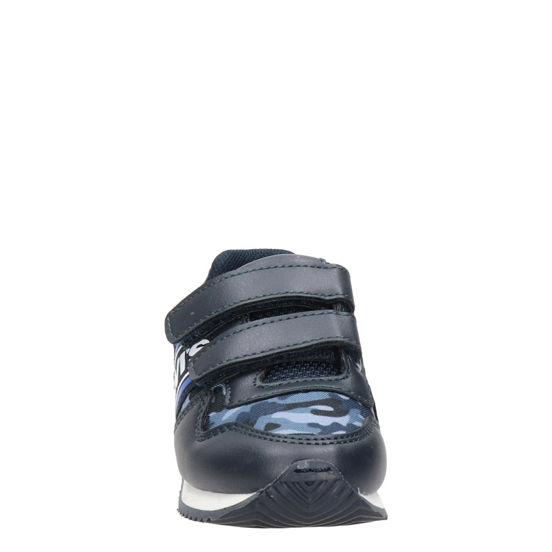 Levi's New Springfield - Klittenbandschoenen - Blauw