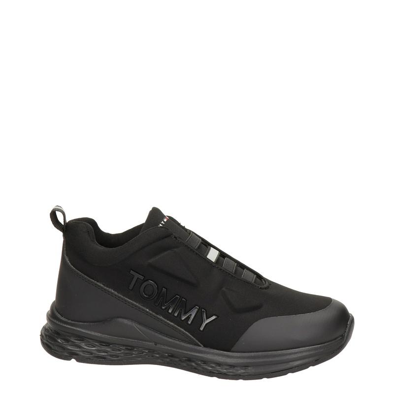 Tommy Hilfiger Steph - Lage sneakers - Zwart
