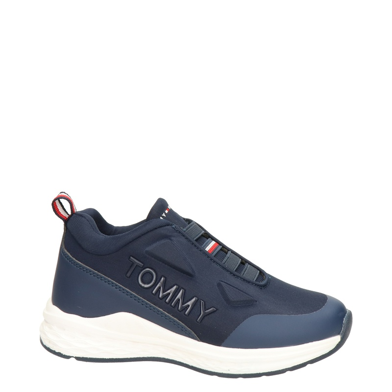 Tommy Hilfiger Steph - Lage sneakers - Blauw