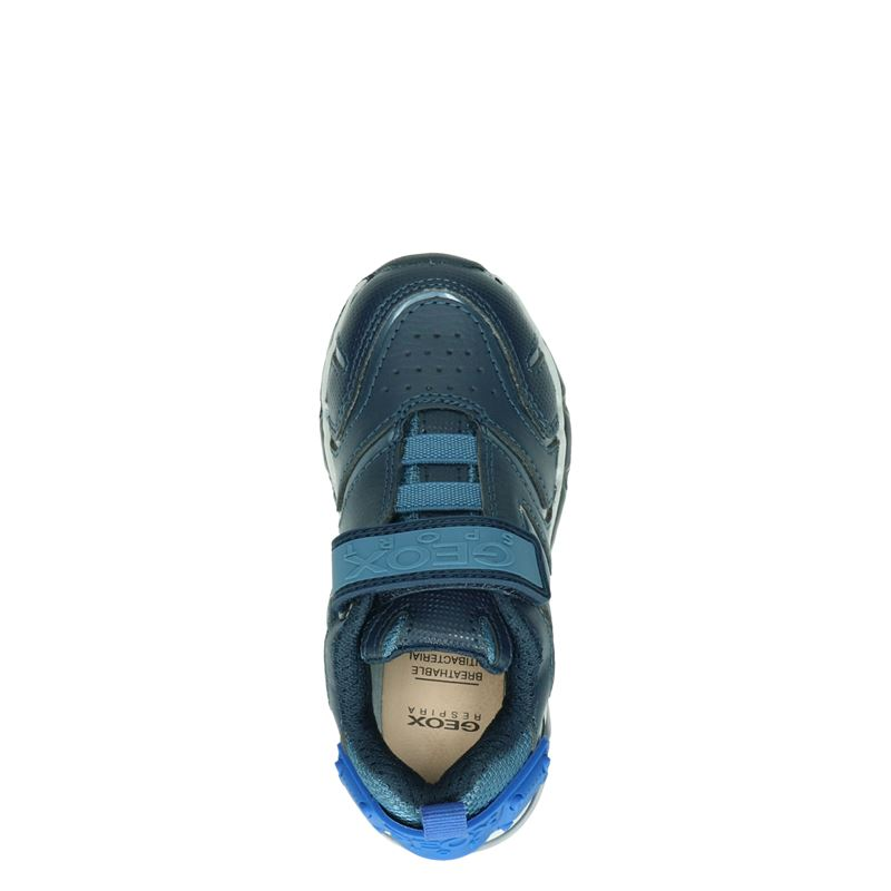Geox Android - Lage sneakers - Blauw