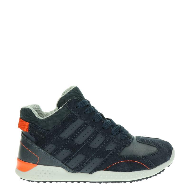 Geox Snake.2 - Hoge sneakers - Blauw
