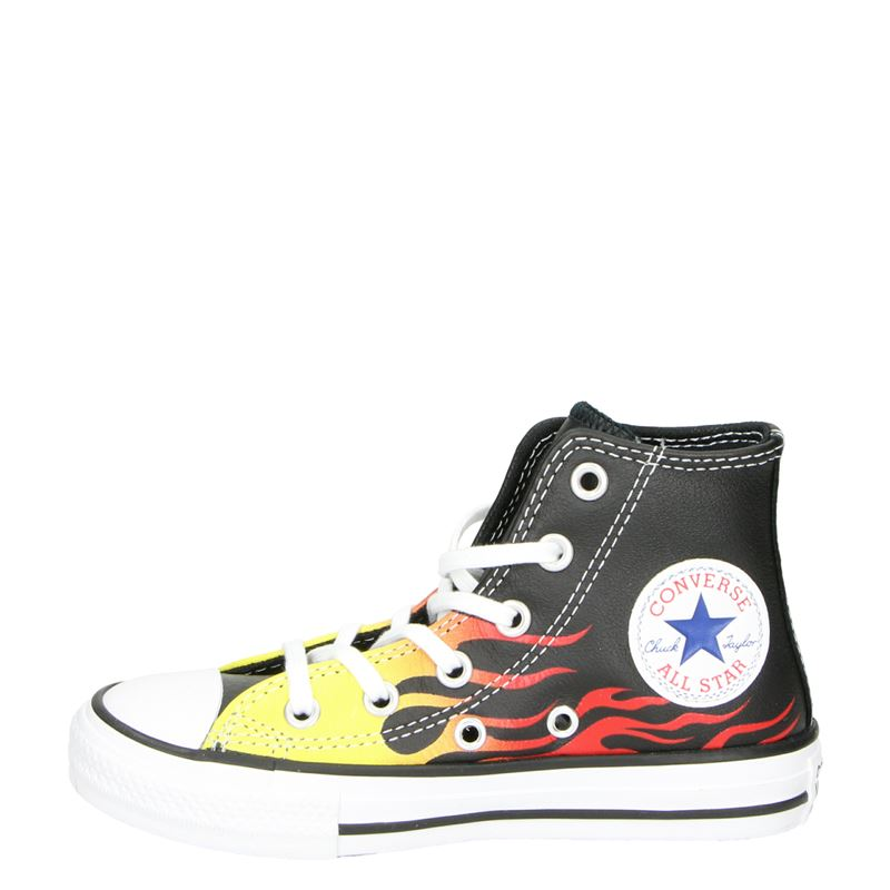 Converse Coverse All Star - Hoge sneakers - Zwart