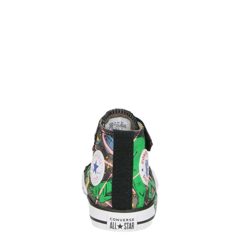 Converse Dinoverse - Hoge sneakers - Groen