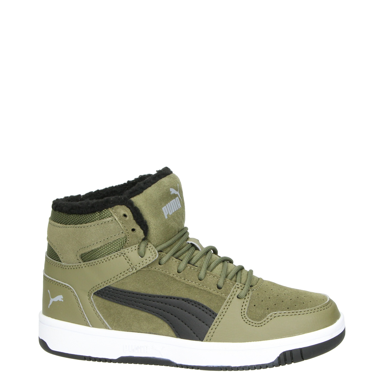 Puma Rebound Lay Up SD Fur