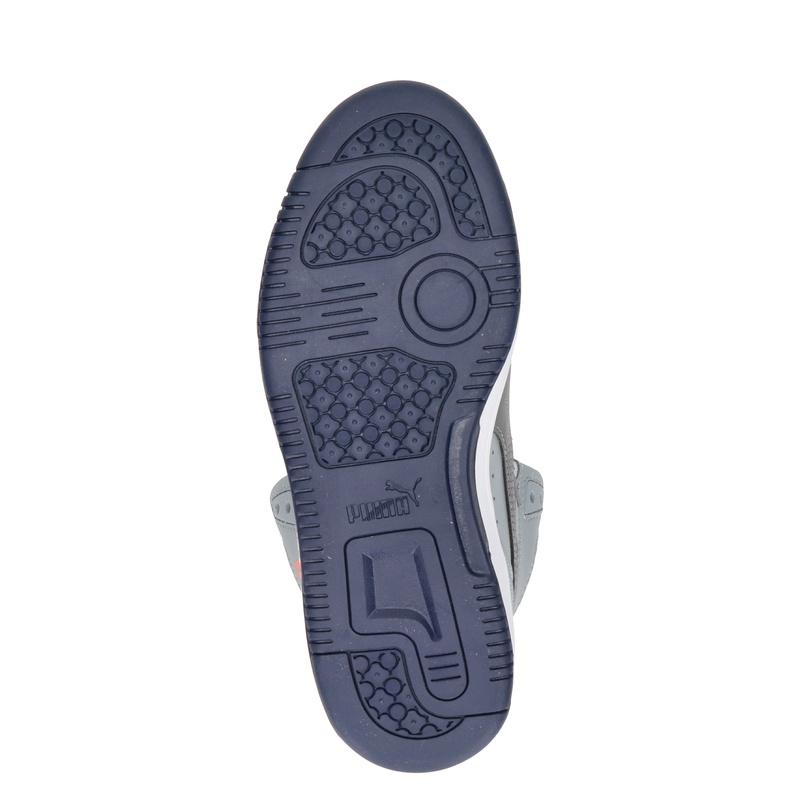 Puma Rebound Joy - Hoge sneakers - Grijs