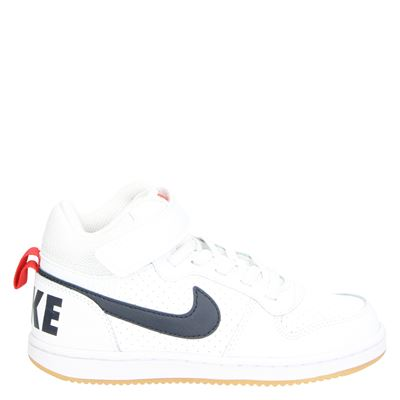 Nike Court Borough - Klittenbandschoenen
