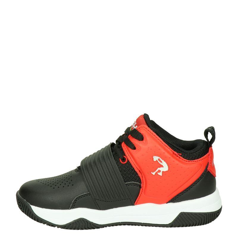 Skechers Shaq - Lage sneakers - Zwart