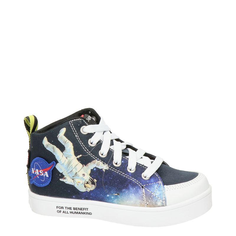Skechers Duratronz - Hoge sneakers - Zwart
