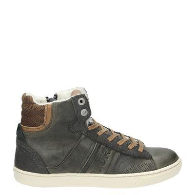 Bjorn Borg jongens sneakers grijs