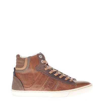 Bjorn Borg jongens sneakers cognac