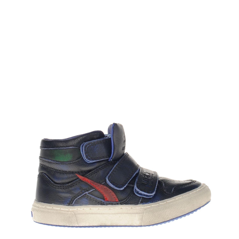 Chaussures Peu David Avec Des Hommes De Fermeture Velcro isnDhKcl