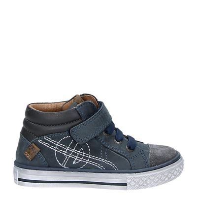 Little David jongens sneakers blauw