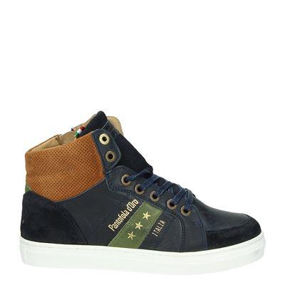Pantofola d'Oro jongens sneakers blauw