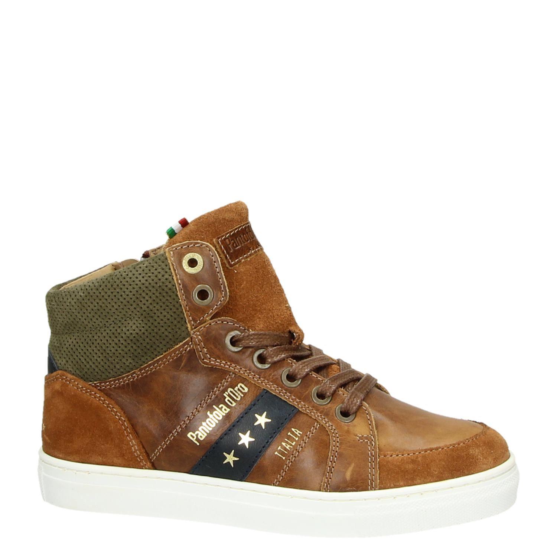 Pantofola d'Oro kindersneaker bruin