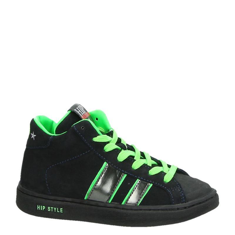 HIP - Hoge sneakers - Blauw