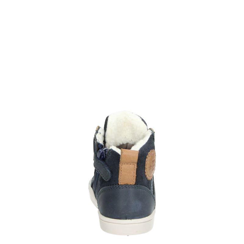Orange Babies - Veterboots - Blauw