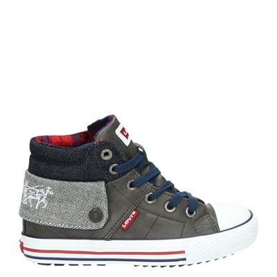 Levi's jongens sneakers grijs