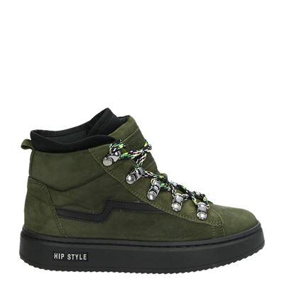 HIP jongens laarsjes & boots groen