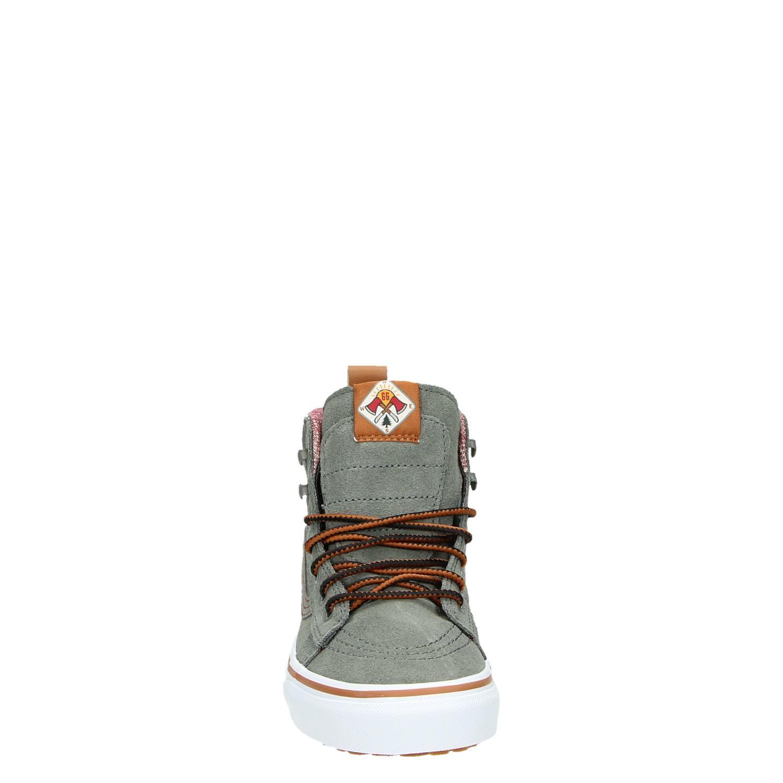 905eb33bf57 Vans SK8-Hi MTE jongens hoge sneakers grijs