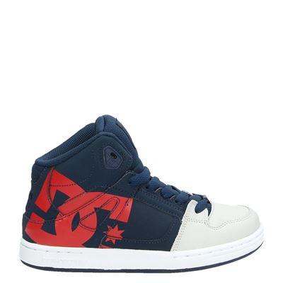 DC jongens sneakers blauw