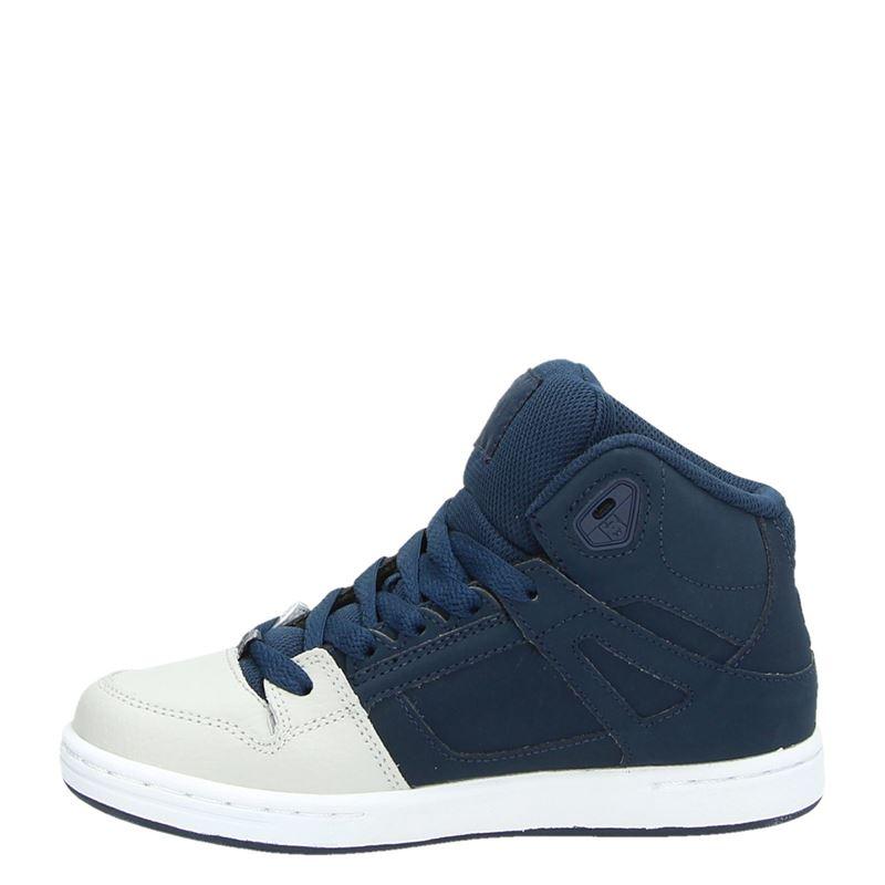 DC - Hoge sneakers - Blauw
