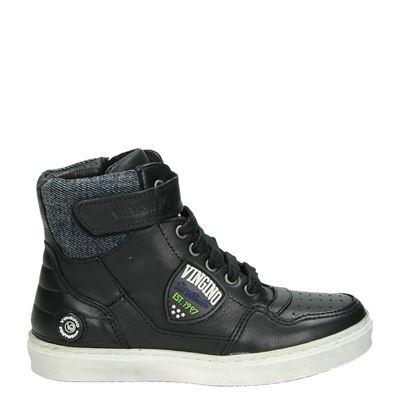 Vingino jongens sneakers zwart