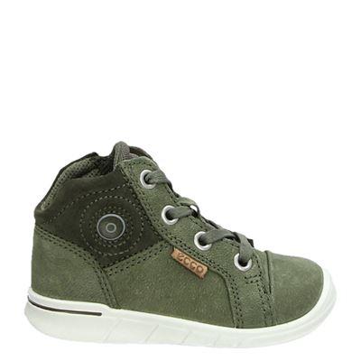 Ecco jongens boots groen
