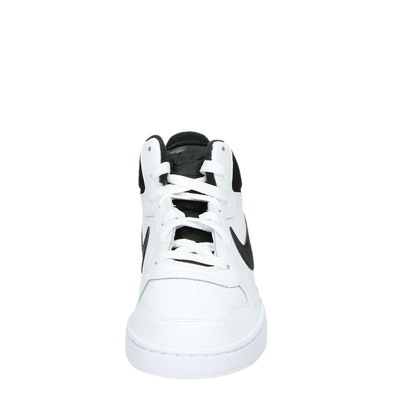Nike Court Borough - Hoge sneakers - Wit