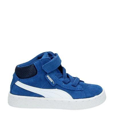 Puma jongens sneakers blauw