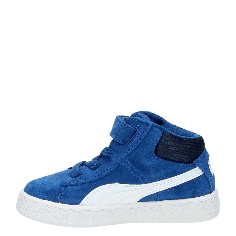 Puma Sneakers Jongens Blauw Hoge Blauw Sneakers Puma Jongens Hoge Puma Puma Sneakers Jongens Blauw Jongens Hoge rfr4wqp