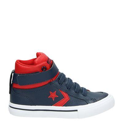 Converse jongens sneakers blauw