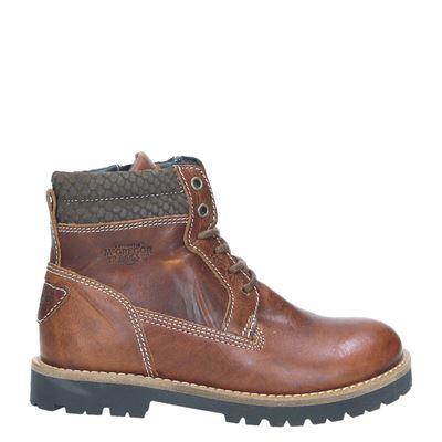 McGregor jongens laarsjes & boots cognac