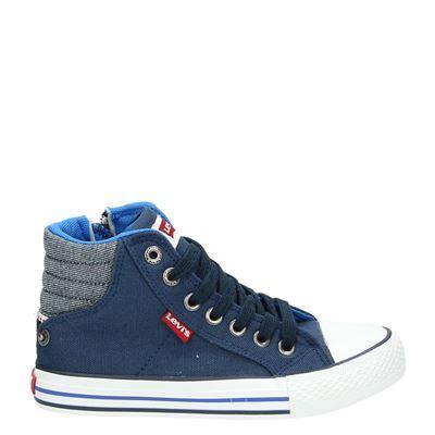 Levi's jongens sneakers blauw